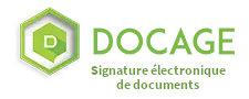 Signature électronique DOCAGE